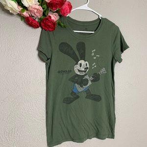 📦✨ Sale 3/$12 Oswald Lucky Brand Green Shirt